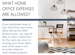 Home Offices Expenses